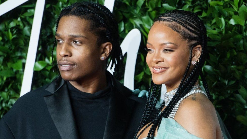 A$AP Rocky confirms he is dating Rihanna