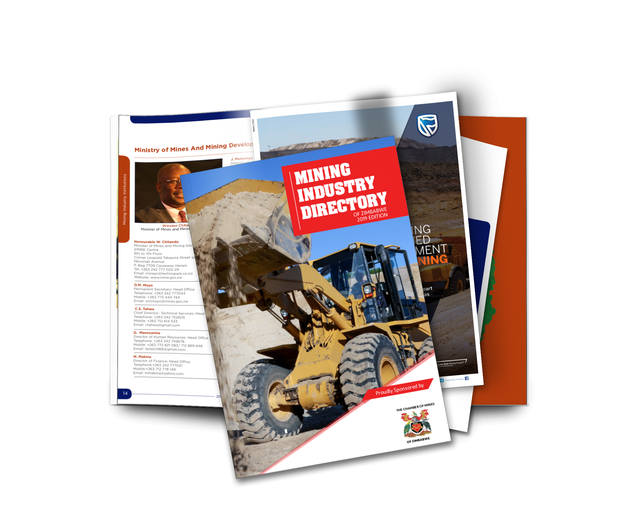 Mining Industry Directory (2019 Edition)