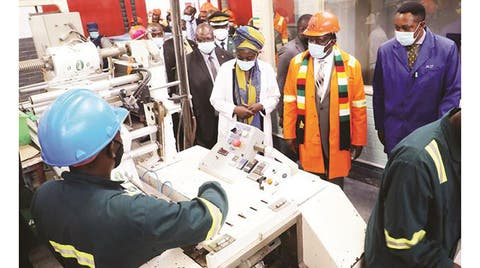 PAGE 1 HE TOURS UNITED REFINERIES