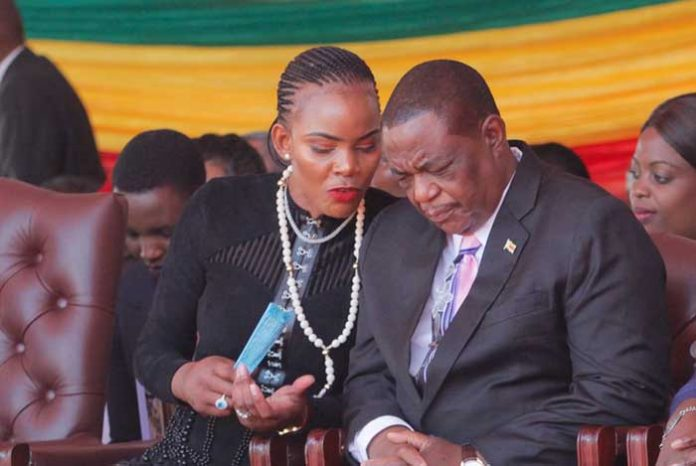 Constantino Chiwenga and wife Marry Chiwenga 696x466 1