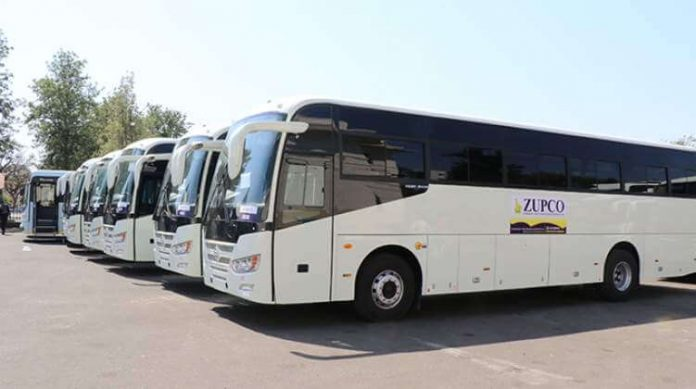 Zupco buses